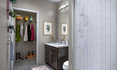 Bathroom, Latitude at River Landing, 2