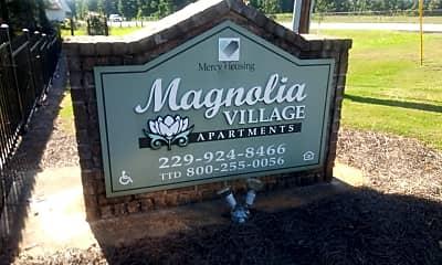 Magnolia Village, 1
