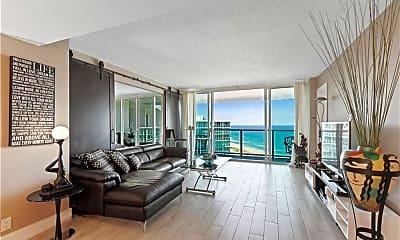Living Room, 333 NE 21st Ave 1802, 0
