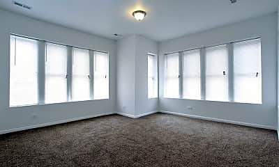 Bedroom, 6224 S King Dr, 0