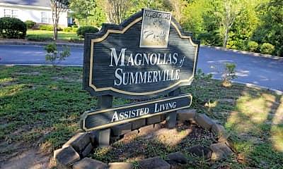 Magnolia of Summerville, 1