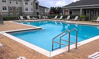 Pool, Wilmington Apartments, 0