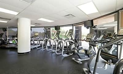 Fitness Weight Room, 5415 N Sheridan Rd 2503, 2