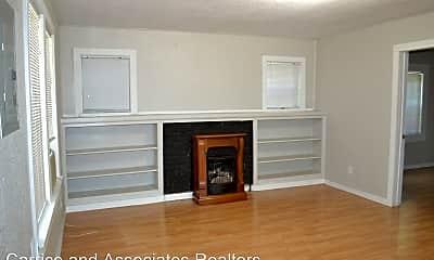 Living Room, 1301 Bernard St, 1