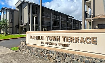 Kahului Town Terrace, 1