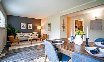 Living Room, 1001 Ruby St, 0