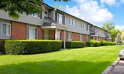 Franklin Hills Apartments & Townhomes, 1