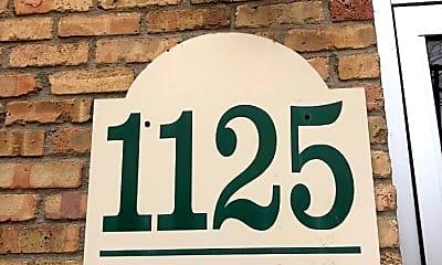 Community Signage, 1125 N Sherman Dr, 1