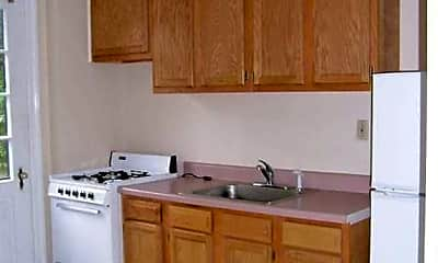 Kitchen, Sheldon Apartments, 2
