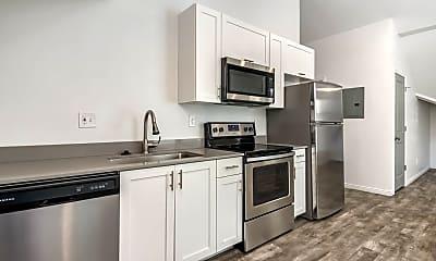 Kitchen, 402 N Center St, 1