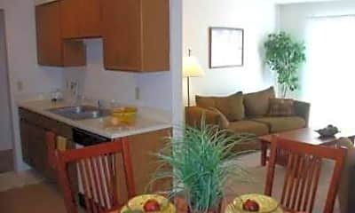 Kitchen, Wheaten Place, 1