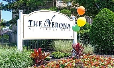 Community Signage, Verona at Silver Hill, 2