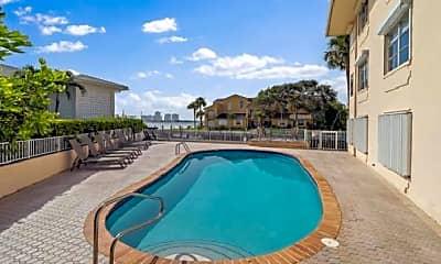 Pool, 120 Lehane Terrace, 1