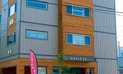 Building, 410 NE Dekum St, 0