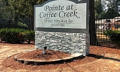 The Pointe at Coffee Creek, 1