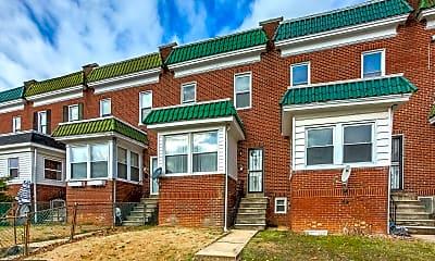 Building, 3914 Hayward Ave, 1