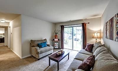 Living Room, Hunters Ridge, 0