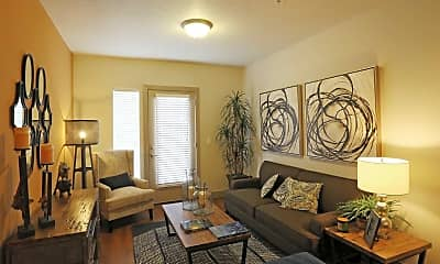 Living Room, Dry Creek at East Village, 1
