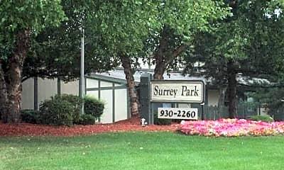 Surrey Park Apartments, 1
