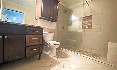Bathroom, 222 N Beaton St, 2