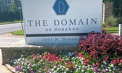 Community Signage, 1001 N Donahue Dr, 0