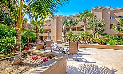 Recreation Area, Five Points Senior Apartments, 1