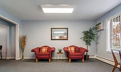 Living Room, Concorde Club, 2