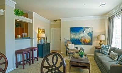 Living Room, Stonepost Ranch, 0