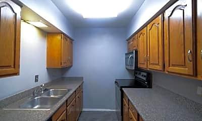 Kitchen, 3203 Carlisle St 167, 1