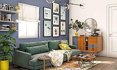 Living Room, 595 E Broad St, 1