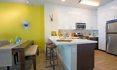 Kitchen, Avalon Berkeley, 1