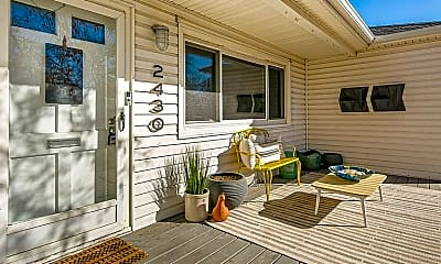 Patio / Deck, 2430 12th Ave. Ct., 1
