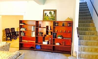 Living Room, 3706 Massachusetts Ave NW, 1