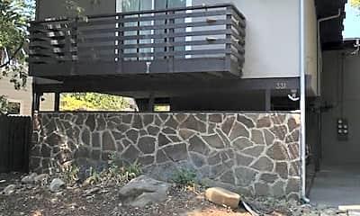 Patio / Deck, 331 J St, 2