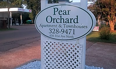 Pear Orchard Apartments, 1