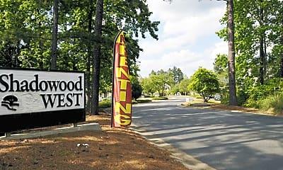 Community Signage, Shadowood West, 2