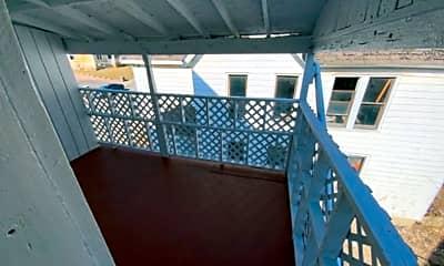 Patio / Deck, 263 Division St, 2