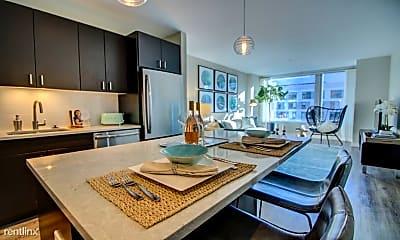 Kitchen, 7 Fan Pier Boulevard, 0