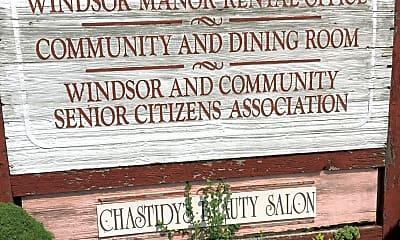 Windsor Manor, 2