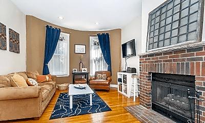 Living Room, 103 E Brookline St, 0