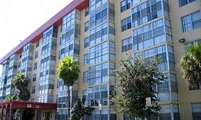 Landmark Apartments, 1