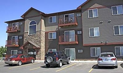 Building, Cedar Pointe Apartments, 1