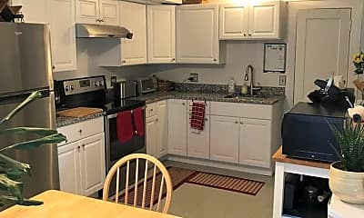 Kitchen, 1030 Commercial St, 1