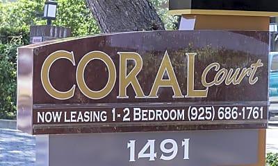 Community Signage, 1491 Detroit Ave, 1
