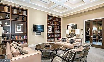 Living Room, 11710 Old Georgetown Rd 723, 2