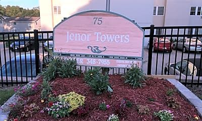 Jenor Towers, 1