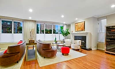 Living Room, 1150 Sacramento St, 0