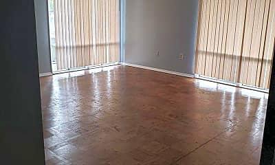 Living Room, 7110 Donnell Pl D, 1