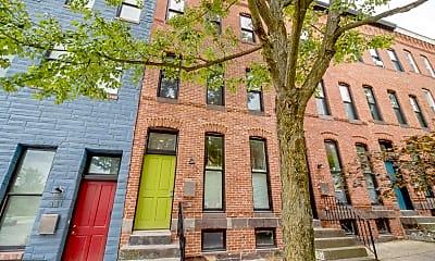 Building, 329 E Lanvale St, 0