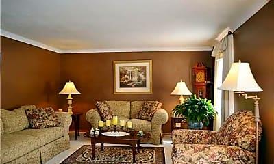 Living Room, 7050 Lawrence Dr, 1
